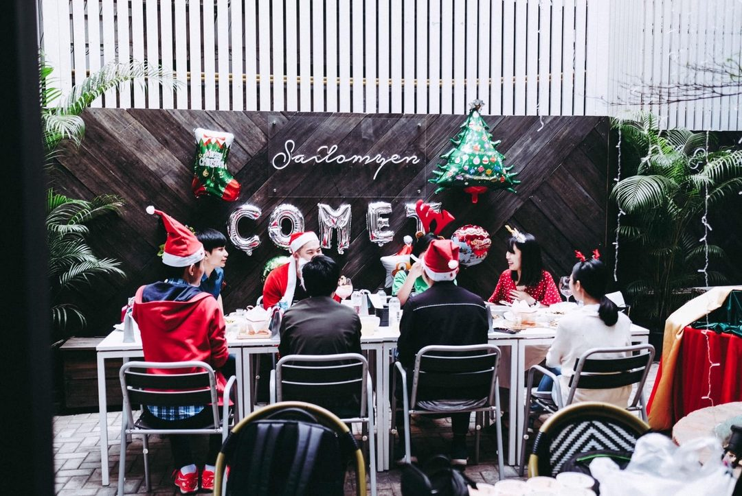 Comet Christmas party 2020